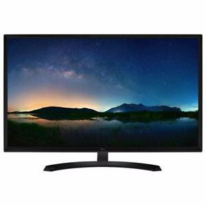 "LG 32MP58HQ-P 31.5"" 16:9 IPS Full HD 1080P LED Monitor(One Bright Pixel shown on Black and Red Screen Not on White, Blue"