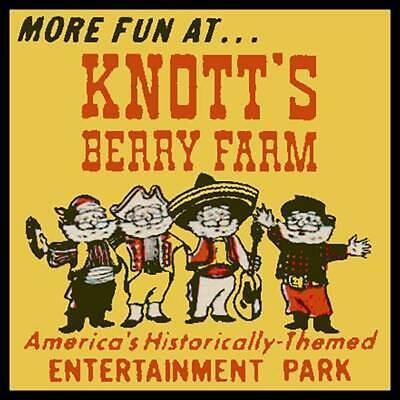 Knotts Berry Farm