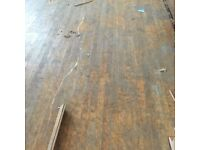 Quality Canadian Pine Hard Wearing Gym Flooring