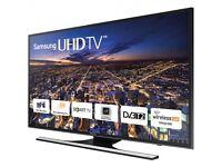 Samsung Series 6 JU6400 4K Ultra HD Smart LED 40 Inch TV (2015 Model) [Energy Class A]