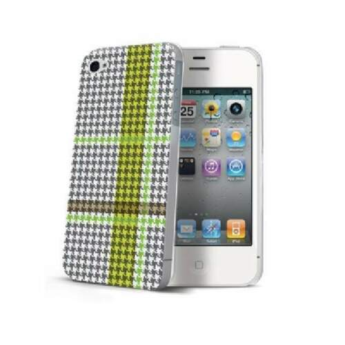 Celly PDPCOVIPH4GR COVER PER Apple Iphone 4s