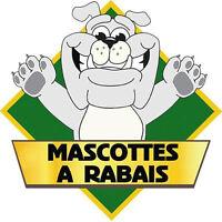 LOCATION MASCOTTES A RABAIS