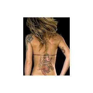 5 temporary tattoo inkjet decal paper create your own ebay. Black Bedroom Furniture Sets. Home Design Ideas