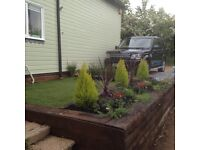 FENCING PATIOS DRIVEWAYS PONDS ALL ASPECTS OF HARD LANDSCAPING COVERED