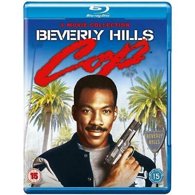Beverly Hills Cop 3-Movie Collection [Blu-ray Box Set Region Free Eddie Murphy]