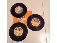45 records