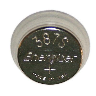 Energizer Batterie 387S für Bulova Accutron 214
