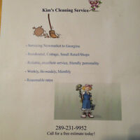 Kim's Cleaning Service