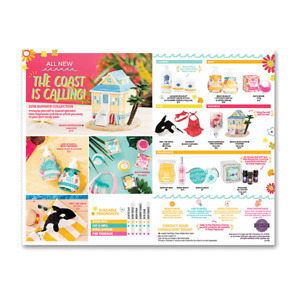 Scentsy summer collection!