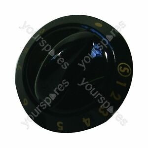 Genuine Electrolux Parkinson Cowan Green Main Oven Control Knob