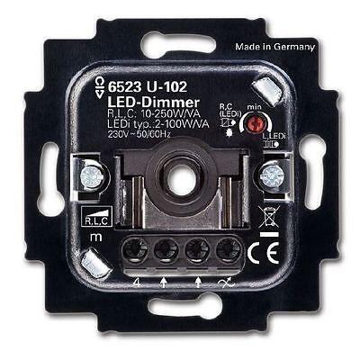 Busch Jaeger LED Universal Dimmer 6523 U-102  - Neu mit Garantie  -
