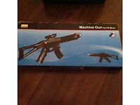 PS3 machine gun