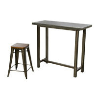 THE ARTeFAC COLLECTION | Cafe bar Table & Stools Set | ON SALE