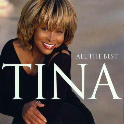 cd - Tina Turner - All The Best