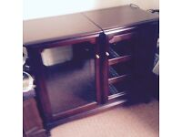 ENTERTAINMENT CABINET STAG MINSTREL