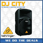 Behringer Active Pro Audio PA Speaker Systems