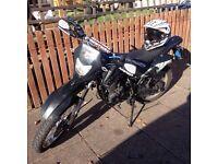 wk triles 125 bike 2014