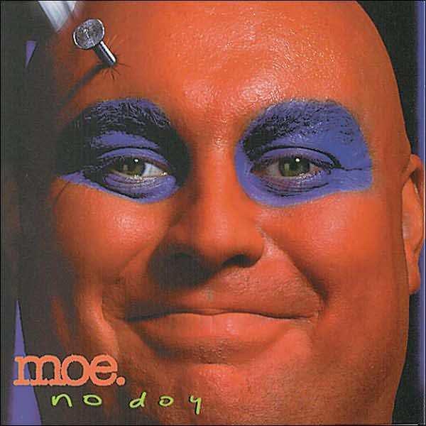MOE : NO DOY (CD) sealed