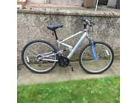 LADIES APOLLO FS.26 MOUNTAIN BIKE VERY GOOD CONDITION