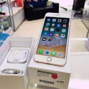 GOOD CONDITION IPHONE 6S PLUS 128GB ROSE GOLD / SILVER UNLOCKED Surfers Paradise Gold Coast City Preview