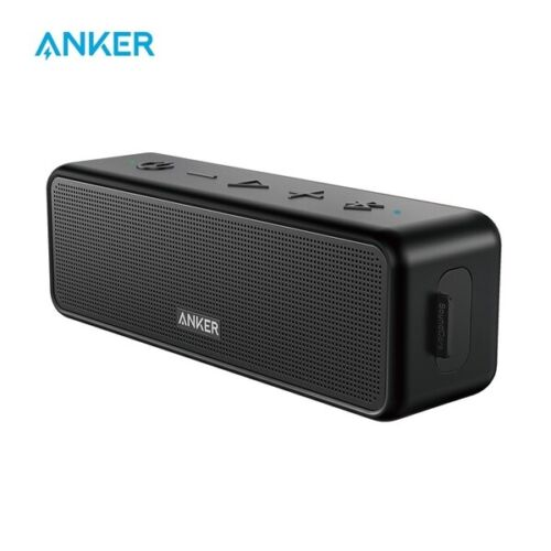 Anker Soundcore Select Portable Bluetooth Speaker with Stereo Sound, Deep Bass