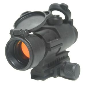 Aimpoint Patrol Rifle Optic (PRO) Electronic Red Dot Sight QRP2 Mount - 12841