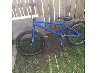 Bsd custom BMX / stunt bike good condition quick sale