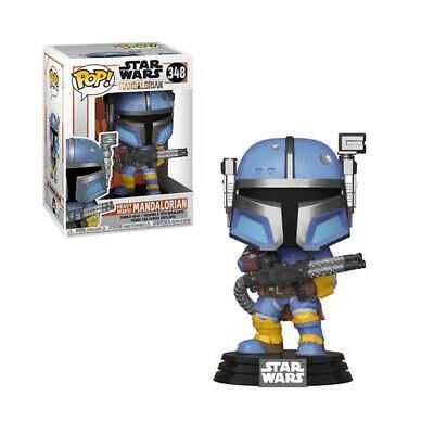 Funko Pop! Star Wars: The Mandalorian - Heavy Infantry Mandalorian Vinyl Figure