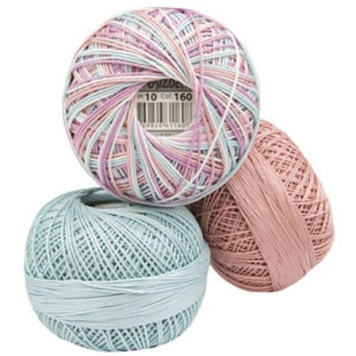 Lizbeth Crochet/Tatting Thread Size 10-Choice of Colors