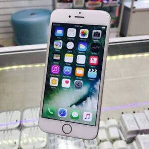 MINT IPHONE 6 128GB SILVER ACCESSORIES WARRANTY TAX INVOICE Surfers Paradise Gold Coast City Preview