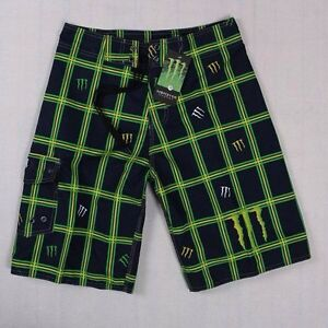 Monster Shorts. New. With Tags