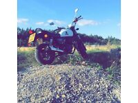 Wk tomcat 125 / swap for supermoto/enduro