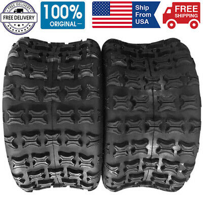 2pcs Tires ZY 18x9.50-8 4PR P316*2 Tire MP ATV Durable and Safety 227lbs US Ship