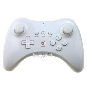 Wireless Pro Controller Gamepad Joypad Joystick Remote for Nintendo Wii U New