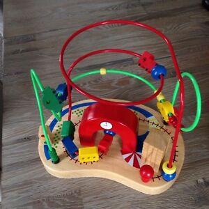 Quality Wood and Metal Traffic Bean Maze Toy London Ontario image 2