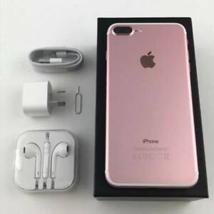 Apple iPhone 7 Plus 128GB - Jet Black/Silver/Rose Gold/Gold