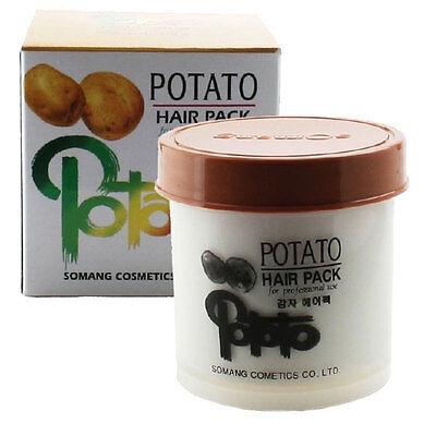 [SOMANG]  Potato hair pack 150ml Damaged hair clinic treatment