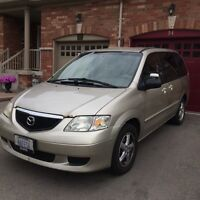 2002 Mazda MPV LX for sale!!