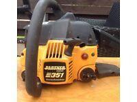 Partner 351 petrol chainsaw
