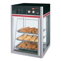 Hatco FSD-1X Flav-R-Savor Humidified Hot Food Display with Cart!