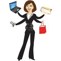 Personal assistant/housekeeper/petsitter/tutor/travel consultant