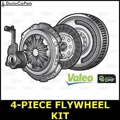 Clutch Kit DMF FOR RENAULT GRAND SCENIC II 1.9 09->12 MPV Diesel JZ0/1 Valeo