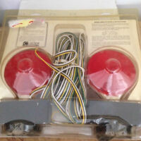 Auxiliary Towing Lights