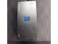 Samsung Galaxy S8 SM-G950F 64GB Orchid Grey Factory Unlocked