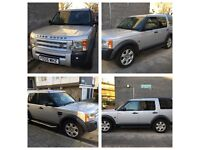 Discovery 3 HSE 4.4 petrol