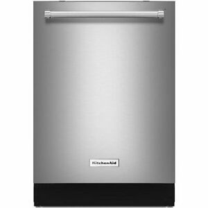 "KitchenAid KDTE234GPS Built-In Undercounter Dishwasher 24"" 5 Was"