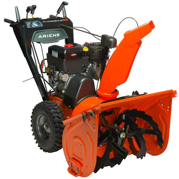"Ariens Professional St28dle (28"") 420cc Two-stage Snow Blower"