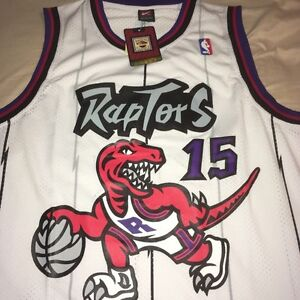 Toronto Raptors Vince Carter Jerseys - Brand new with tags