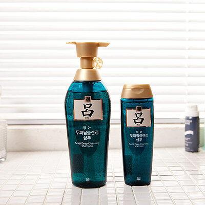 KOREA AMOREPACIFIC Ryo Scalp Deep Cleansing Shampoo 450ml+180ml