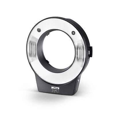 Metz Mecablitz Ring Light Wireless Digital Macro Flash 15 MS-1 Digital Kit